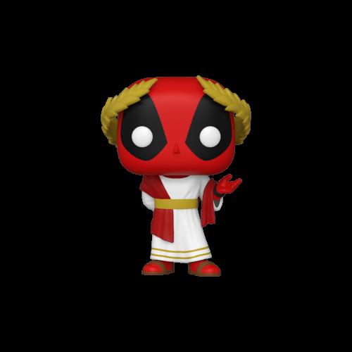 Funko POP! Deadpool 30th - Roman Senator Deadpool