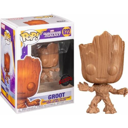 Funko POP! Guardians of the Galaxy - Groot