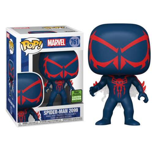 Funko POP! Marvel - Spider-Man 2099 (ECCC 2021 Spring Convention Exclusive)