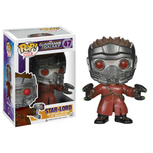 Funko POP! Guardians of the Galaxy - Star-Lord