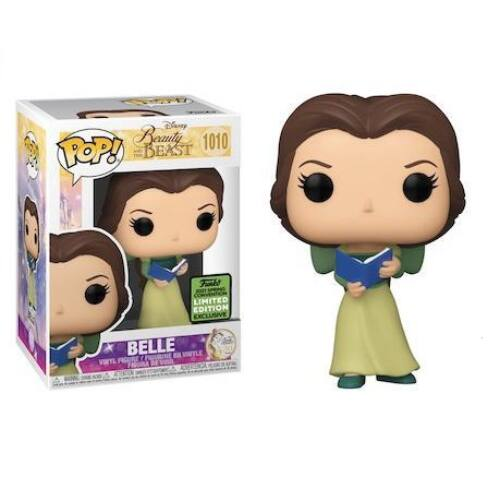 Funko POP! Disney Beauty and the Beast 30th - Belle (ECCC 2021 Spring Convention Exclusive)