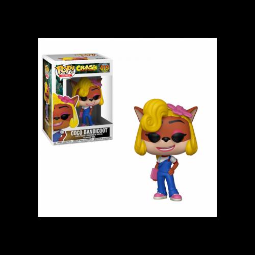 Funko POP! Crash Bandicoot - Coco Bandicoot
