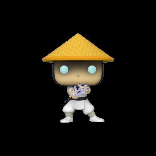Funko POP! Mortal Kombat - Raiden