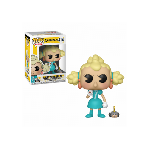 Funko POP! Cuphead - Sally Stageplay