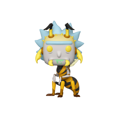 Funko POP! Rick & Morty - Wasp Rick