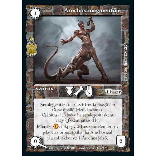 Arochos megmentője