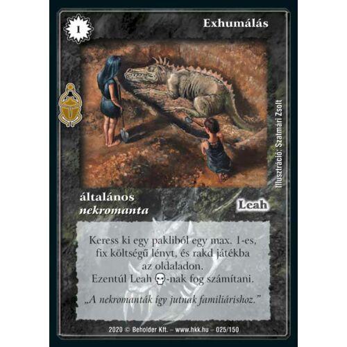 Exhumálás (2020)