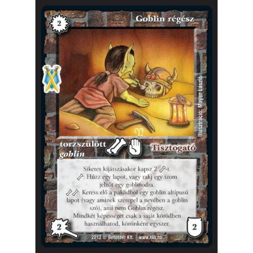 Goblin régész (új)