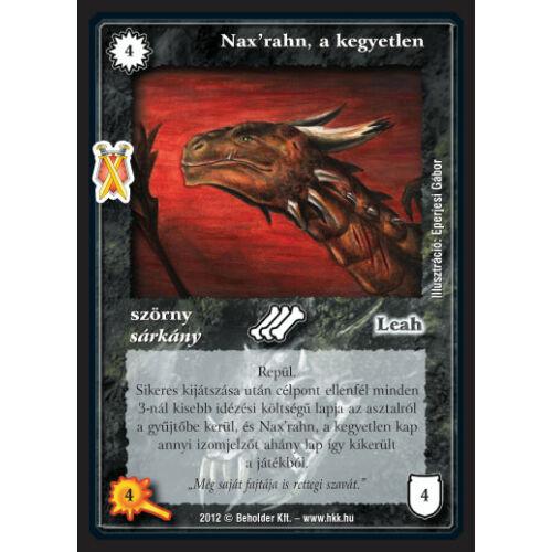 Nax'rahn, a kegyetlen