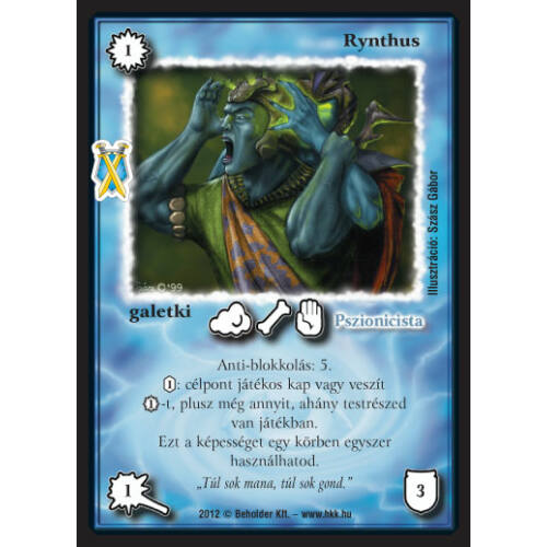 Rynthus (új)