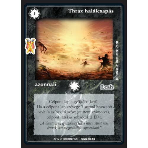 Thrax halálcsapás (új)
