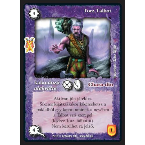 Torz Talbot (új)