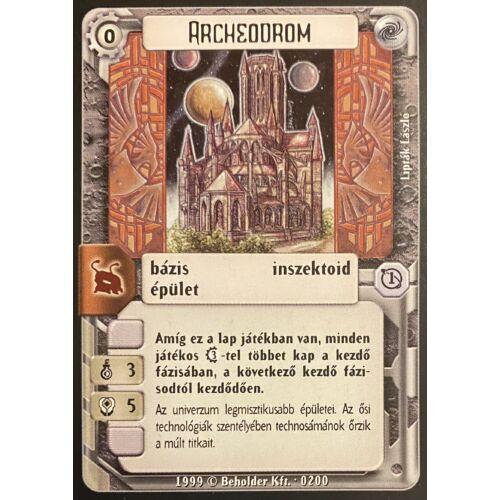 Archeodrom (1. kiadás ultra)
