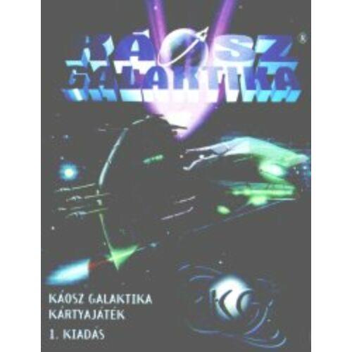 Káosz Galaktika Kártyajáték Alappakli (1. kiadás) Case