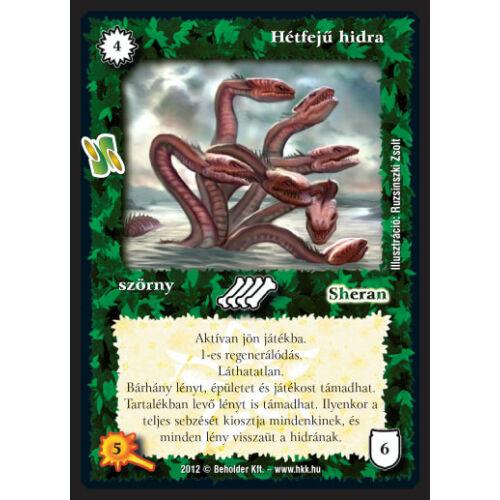 Hétfejű hidra (új)