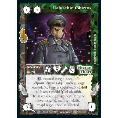Rabu-thin főbiztos (2021)