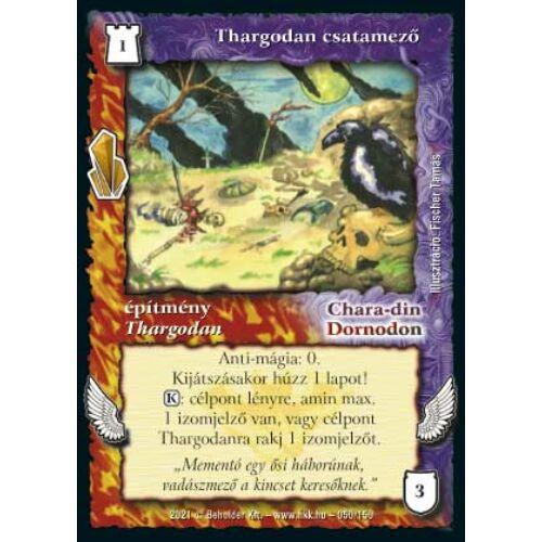 Thargodan csatamező (2021)