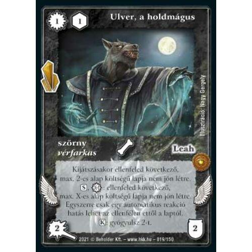 Ulver, a holdmágus