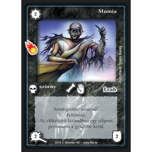 Múmia (új)