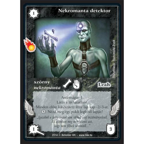Nekromanta detektor