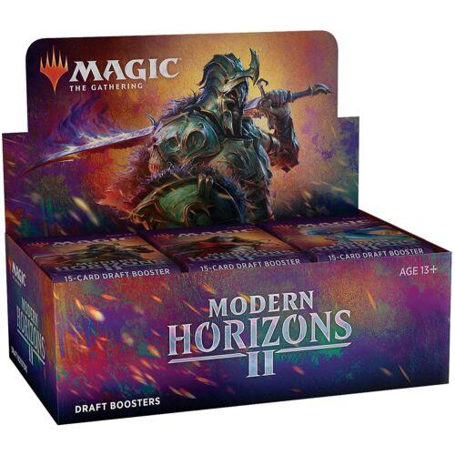 Modern Horizons 2 Draft Display