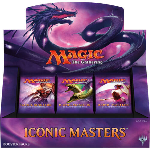 Iconic Masters Display