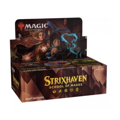 Strixhaven: School of Mages Draft Display