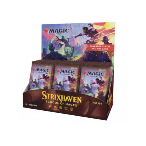 Strixhaven: School of Mages Set Display