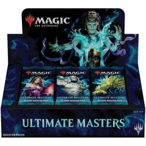 Ultimate Masters Display