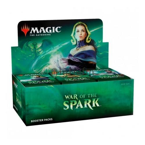 War of the Spark Display
