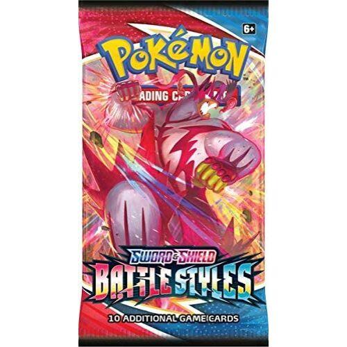 Battle Styles Booster