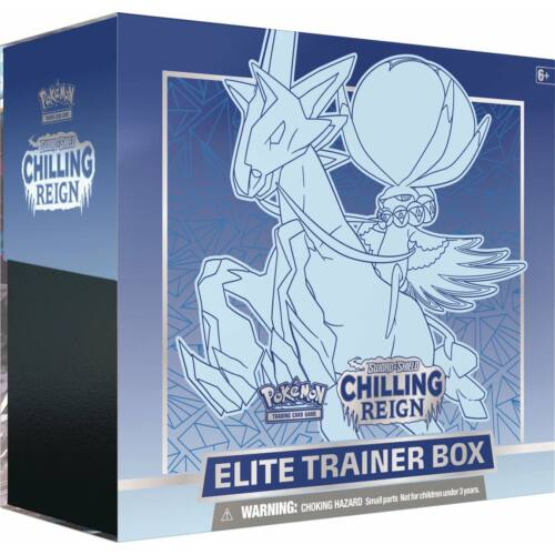 Chilling Reign Elite Trainer Box (Ice Rider Calyrex)