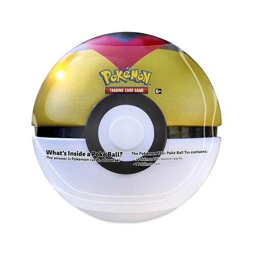 Poké Ball Tin Q121 - Level Ball