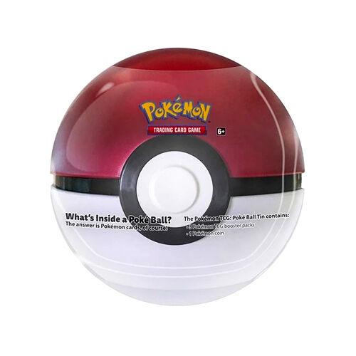 Poké Ball Tin Q121 - Poké Ball