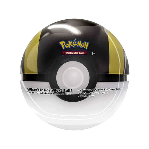 Poké Ball Tin Q121 - Ultra Ball
