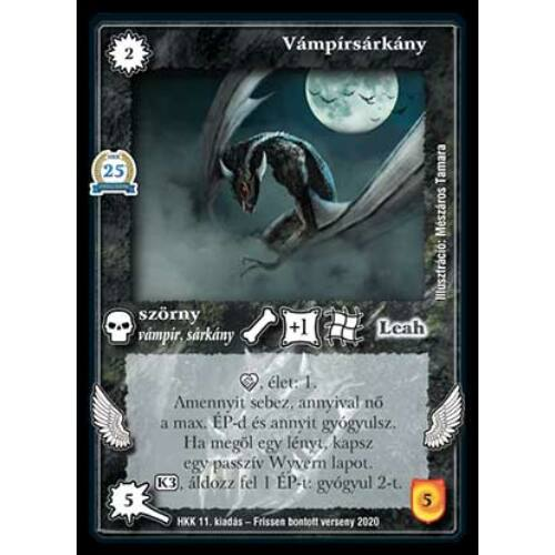 Vámpírsárkány (Alappakli 11. kiadás pre-release)