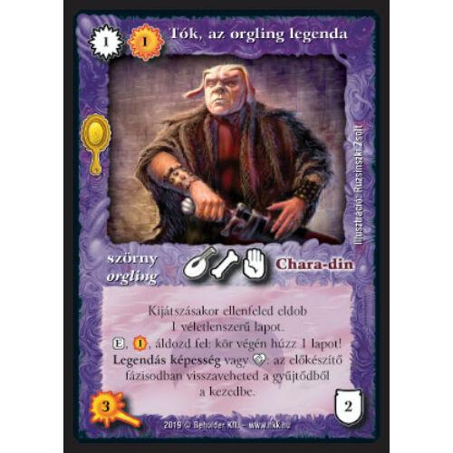 Tók, az orgling legenda (foil)
