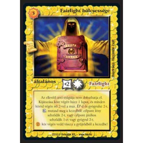 Fairlight bölcsessége (új)
