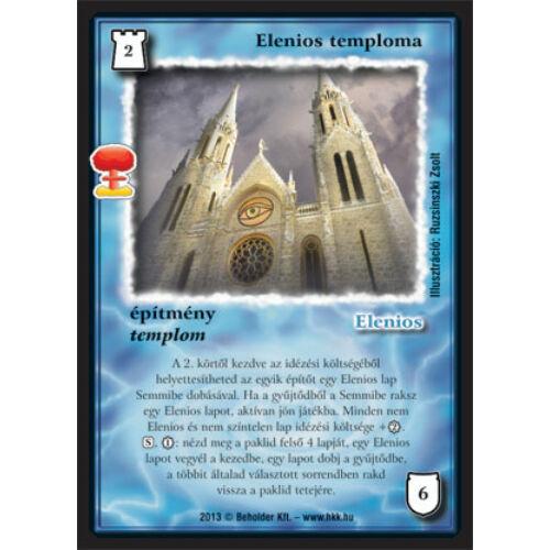 Elenios temploma (új)