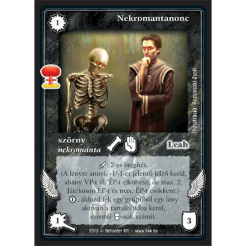 Nekromantanonc (új)