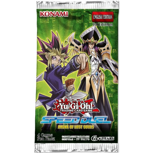 Speed Duel: Arena of Lost Souls Booster