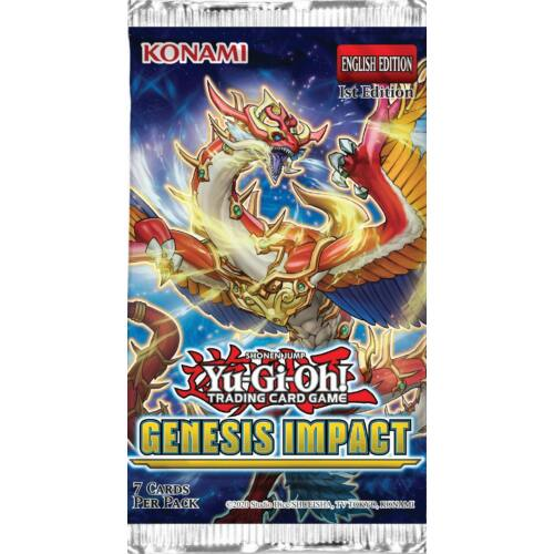 Genesis Impact Booster