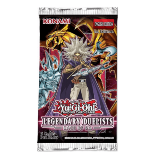 Legendary Duelists: Rage of Ra Unlimited Booster