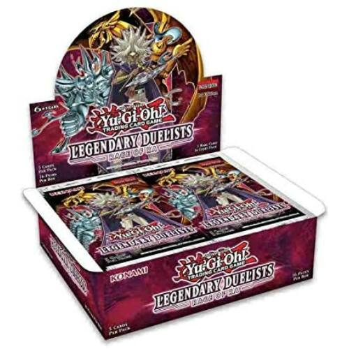 Legendary Duelists: Rage of Ra Unlimited Display