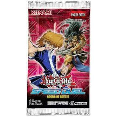 Speed Duel: Scars of Battle Booster