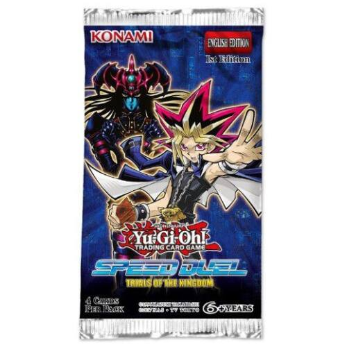Speed Duel: Trials of the Kingdom Booster