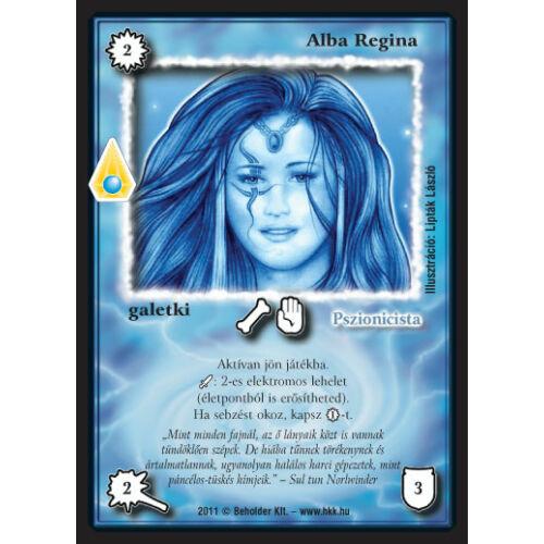 Alba Regina (új)