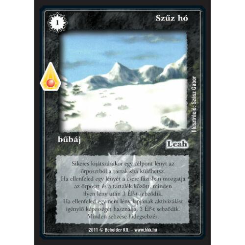 Szűz hó (új)