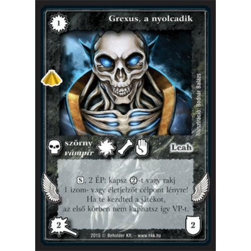 Grexus, a nyolcadik