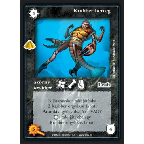 Krabber herceg